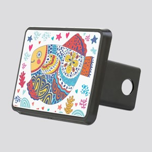 Whimsical Fish Hitch Cover