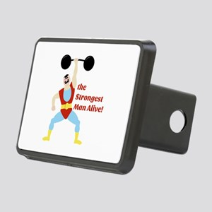 Strongest Man Hitch Cover