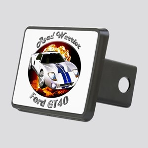 Ford GT40 Rectangular Hitch Cover