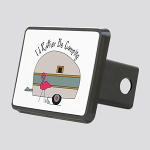 Id Rather Be Camping Hitch Cover