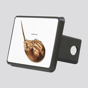 Horseshoe Crab Rectangular Hitch Cover
