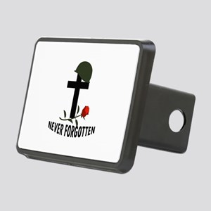NEVER FORGOTTEN Hitch Cover
