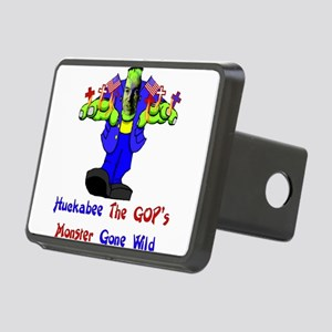 anti_huckabee01 Rectangular Hitch Cover