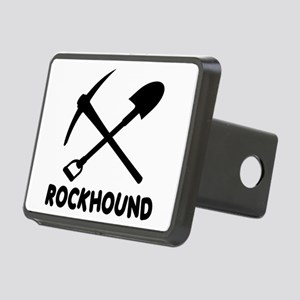 Rockhound Rectangular Hitch Cover