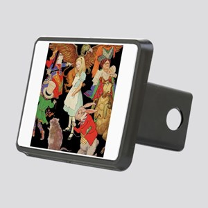 ALICE SQ Rectangular Hitch Cover