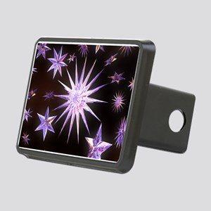 Sparkling Stars Rectangular Hitch Cover