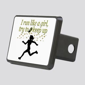 TRACK STAR Rectangular Hitch Cover