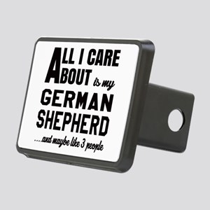 All I care about is my Ger Rectangular Hitch Cover