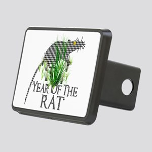 Metal Weave Rat Hitch Cover