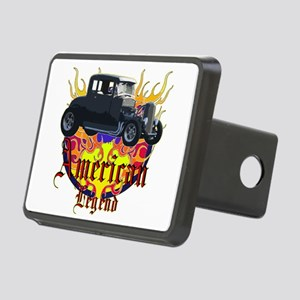 duece coupe Rectangular Hitch Cover