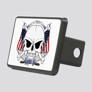 Flight 93 Rectangular Hitch Cover