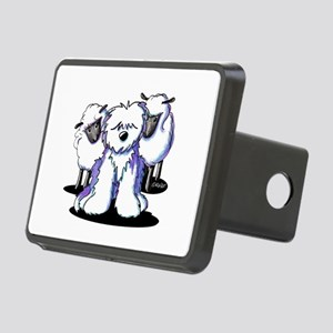 OES Sheepies Rectangular Hitch Cover
