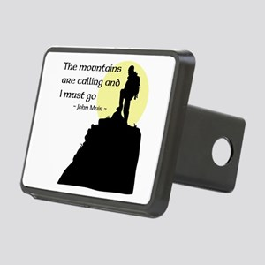 Mountains Calling Hitch Cover