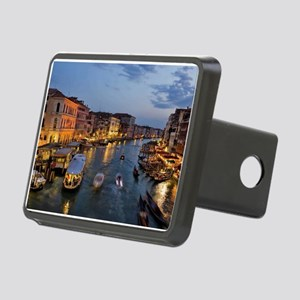 VENICE CANAL Rectangular Hitch Cover