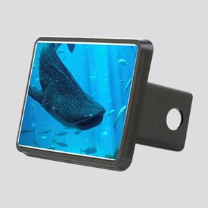 WHALE SHARK 2 Rectangular Hitch Cover