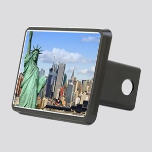 NY LIBERTY 1 Rectangular Hitch Cover