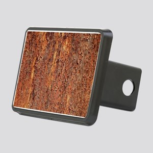 FLAKY RUSTING METAL Rectangular Hitch Cover