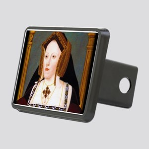 Catherine of Aragon Rectangular Hitch Cover