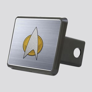 STARTREK TNG METAL Rectangular Hitch Cover