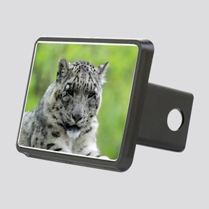 Leopard007 Rectangular Hitch Cover