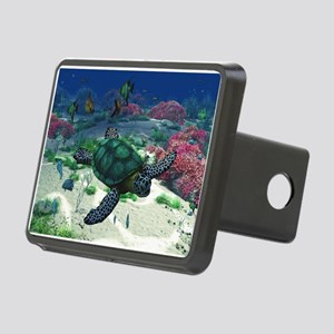 Sea Turtle Hitch Cover