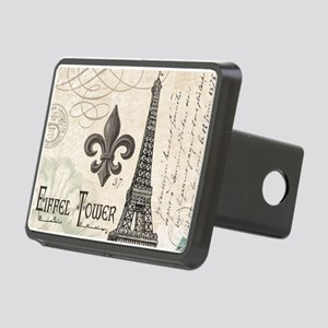 Modern Vintage Eiffel Tower Hitch Cover