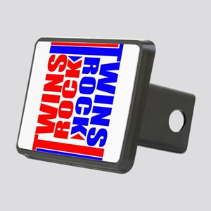 Twins Rectangular Hitch Cover
