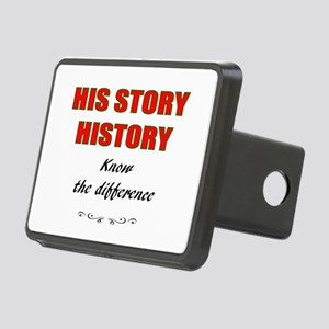 African American truth Rectangular Hitch Cover