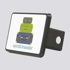 World Traveler Hitch Cover
