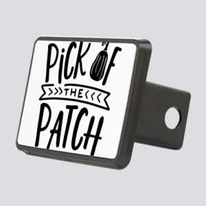 Pick of the patch Pumpkin Rectangular Hitch Cover