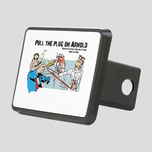 Pull the Plug on Arnold Rectangular Hitch Cover