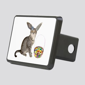 Easter Kitten Hitch Cover