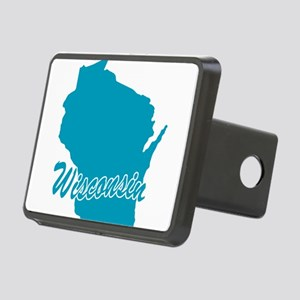3-wisconsin Rectangular Hitch Cover