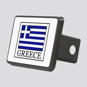 Greece Rectangular Hitch Cover