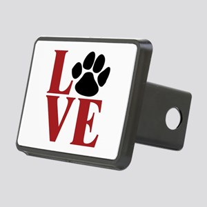 Love Paw Hitch Cover