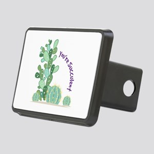 You're Succulent Hitch Cover