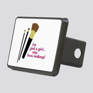 Loves Makeup Hitch Cover