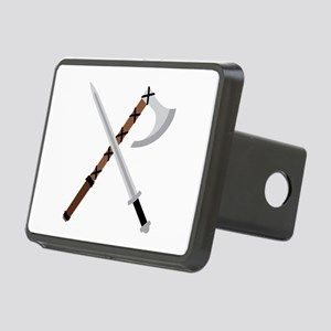 Sword & Axe Hitch Cover