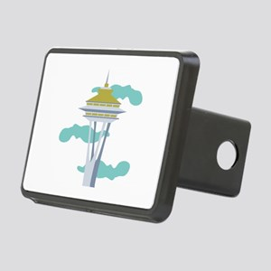 Space Needle Hitch Cover