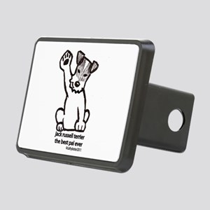JRTbestpal Rectangular Hitch Cover
