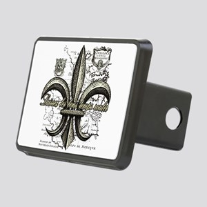 New Orleans, Laissez les b Rectangular Hitch Cover