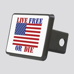Live Free Or Die Hitch Cover