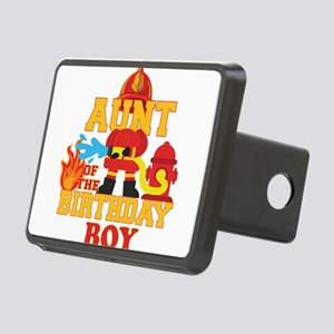 Aunt Of The Birthday Boy F Rectangular Hitch Cover