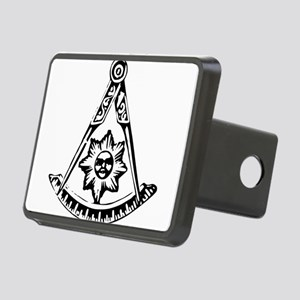 pm s and c Rectangular Hitch Cover