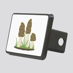 Morel Mushrooms Hitch Cover
