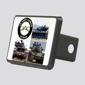 usarmy Rectangular Hitch Cover
