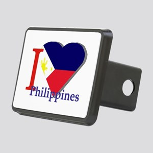I love Filipinas Rectangular Hitch Cover