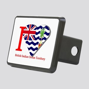 I love British Indian Rectangular Hitch Cover