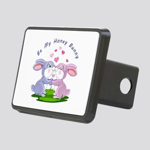 Honey Bunny- Rectangular Hitch Cover