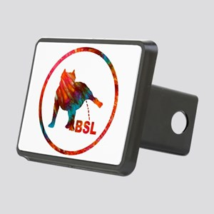 BSL Rectangular Hitch Cover